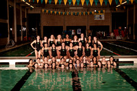 Swim Team Girls